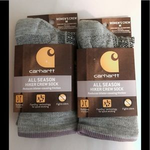 Carhartt NWT set of two women's hiking socks